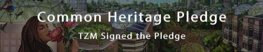 Common Heritage Pledge