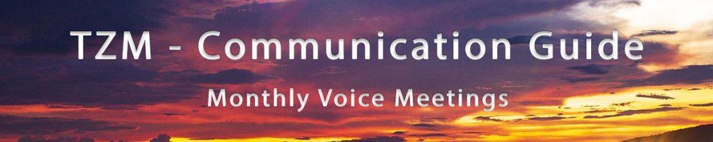 TZM - Communication Guide